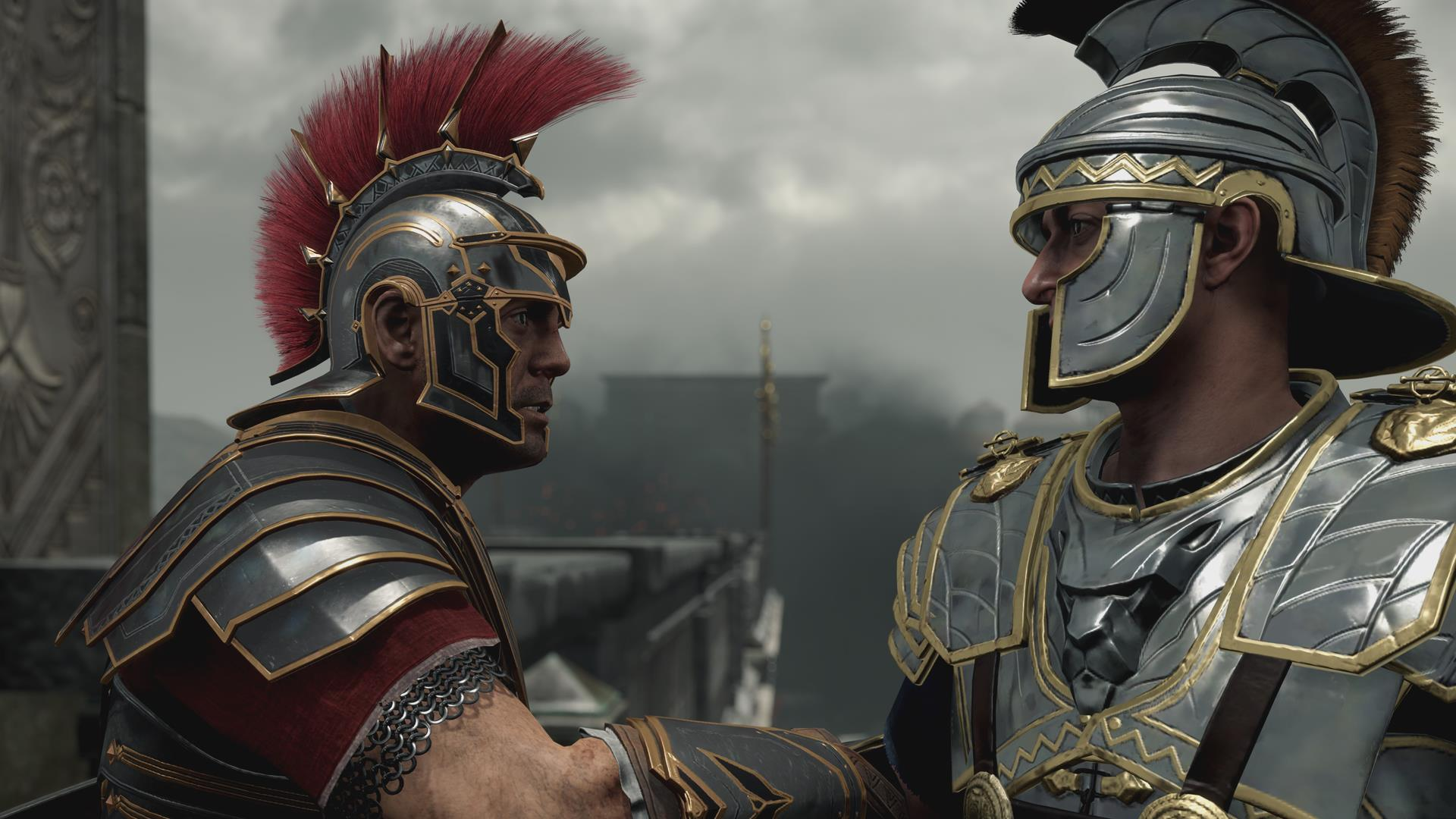 Monstrum Combo in Ryse: Son of Rome