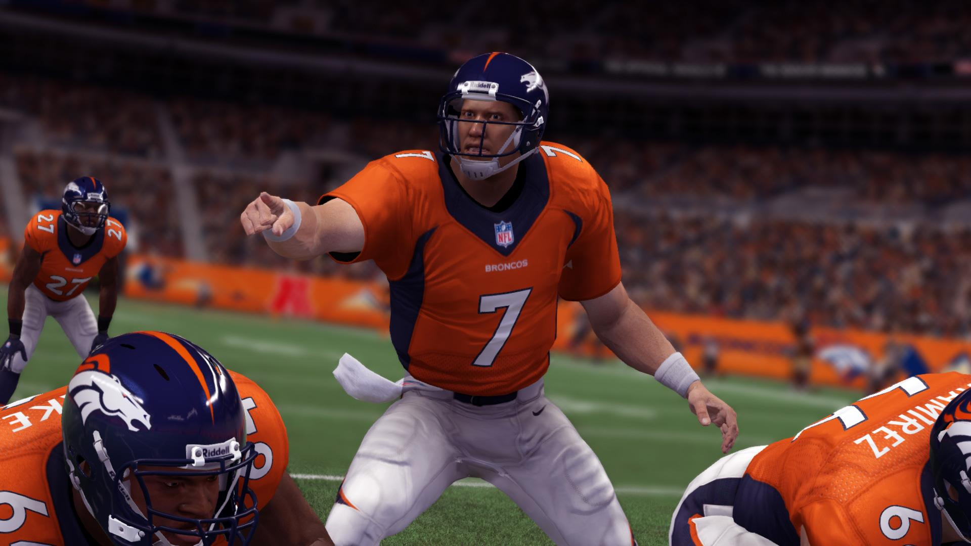 John Elway Legacy Award in Madden NFL 25 (Xbox One)