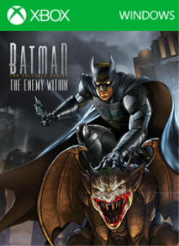 Batman: The Enemy Within - The Telltale Series (Win 10)